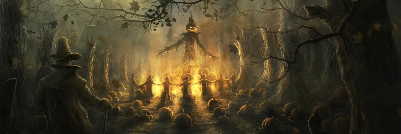 """a look at the origins of the halloween celebrations Distant origins halloween's roots go back 2,000 years to the celtic inhabitants of the british isles this ancient people held a fire festival called samhain, or """"summer's end,"""" to celebrate their new year, which began on november 1."""