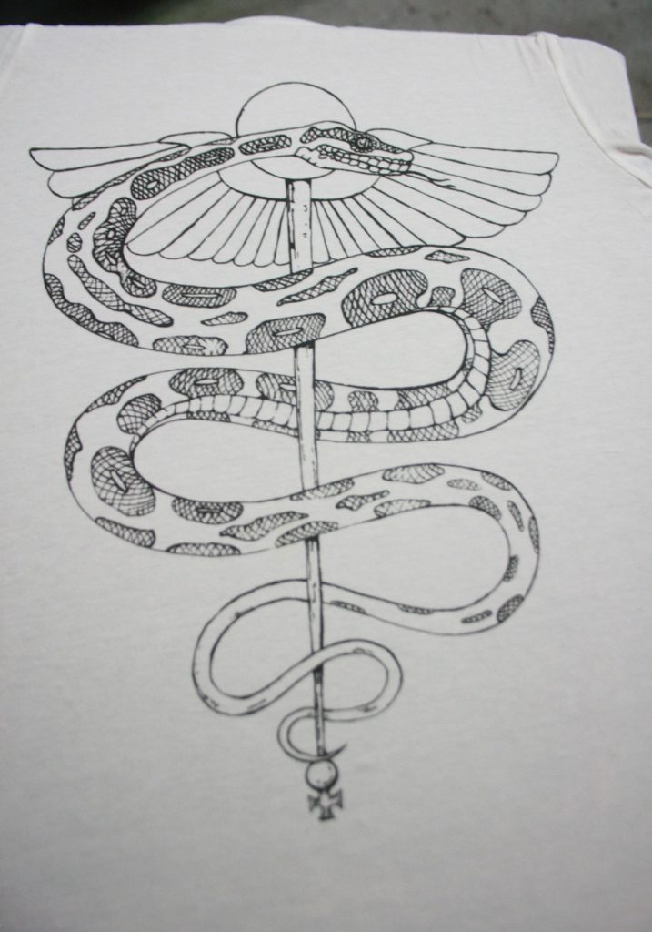 Rod of Asclepius shirt