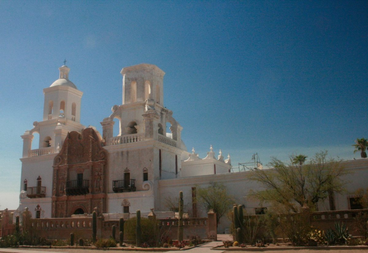 Father's Day Summer Solstice Sunday at San Xavier Del Bac Mission