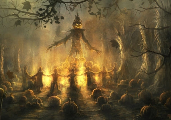 Historic traditions and origins of Halloween